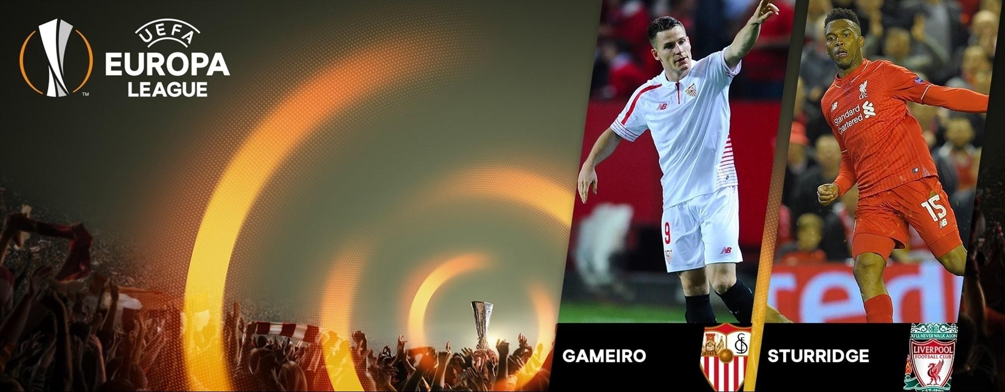 Europa League : Liverpool - Séville, les finalistes