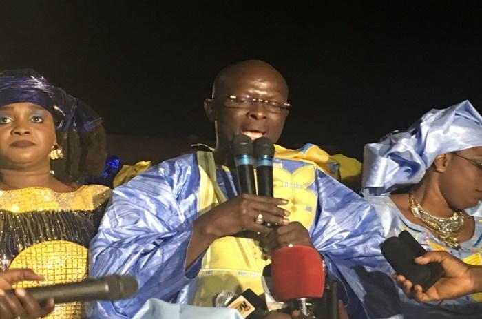 Diagne Fada crée le LRD et reste à la tête du groupe parlementaire du PDS.