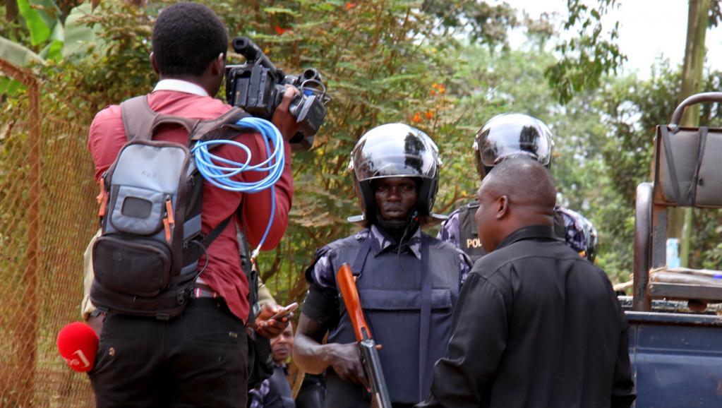 Ouganda: l'interdiction de couvrir en direct la «campagne de défiance» respectée