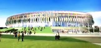 Palais des sports de Diamniadio: le président Sall vient de poser la première pierre