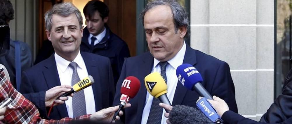 Justice: Michel Platini démissionne et va poursuivre son «combat» devant les tribunaux suisses