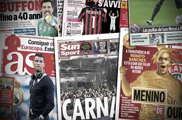 L'Espagne s'enflamme sur la rumeur CR7 au PSG, le Barça contacte une star du Bayern