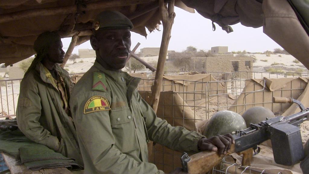 Mali: deux militaires dont un haut gradé tués dans la région de Gao
