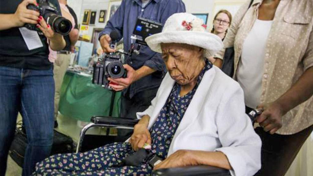 La doyenne de l'humanité décède à 116 ans