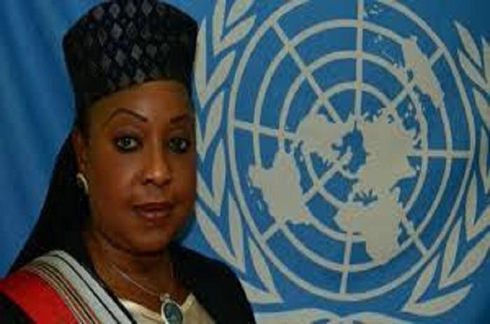 La sénégalaise Fatma Samoura Samba Diouf est nommée Secrétaire Général de la FIFA