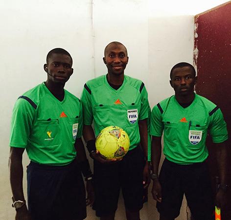 JO 2016 : un trio sénégalais représentera pour la première fois le continent
