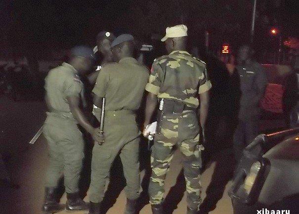 Tambacounda : Vaste opération de sécurisation de la gendarmerie