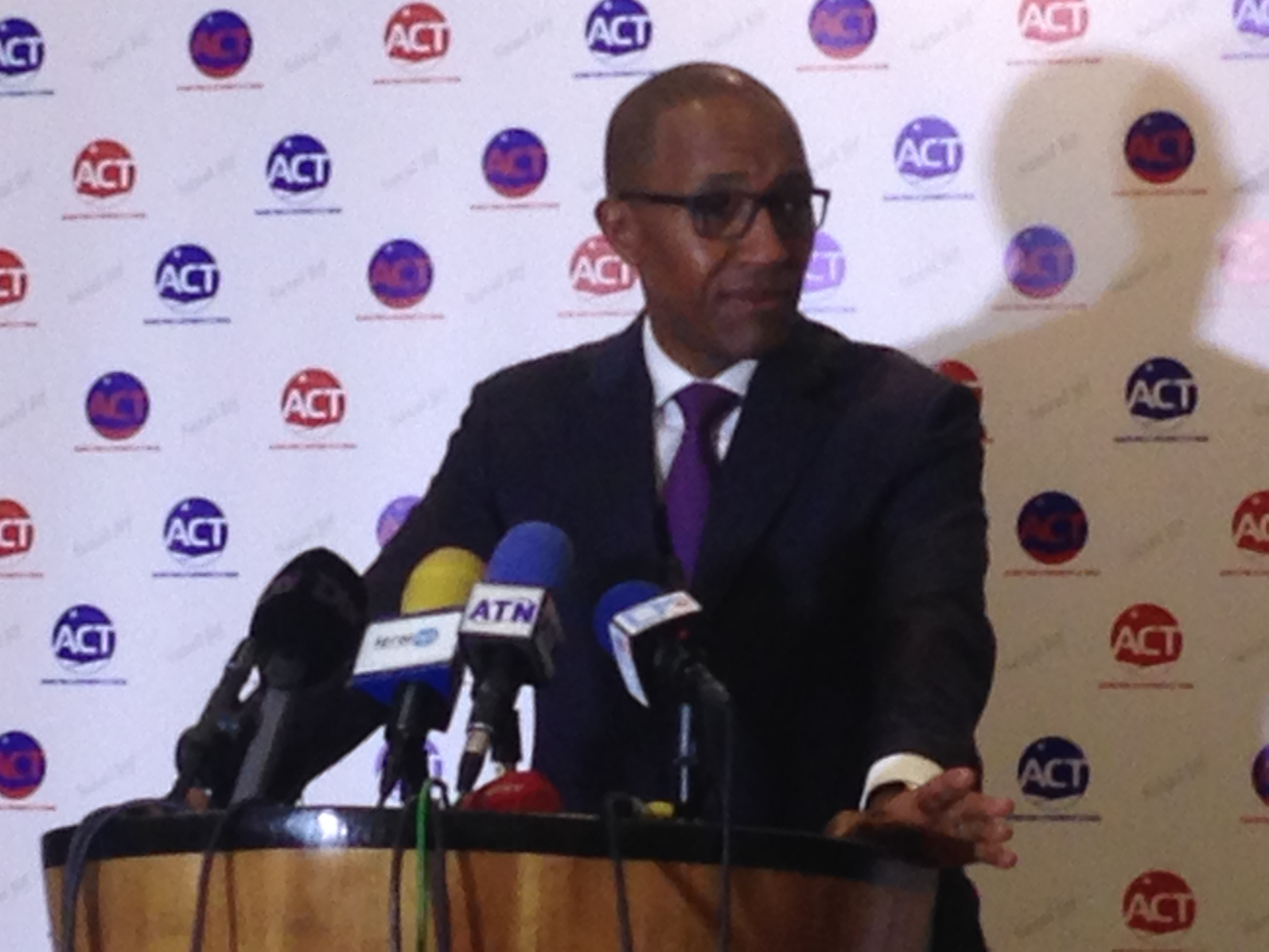 """Je ne reconnais plus mon Macky Sall"", Abdoul Mbaye"