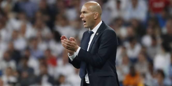 Zinédine Zidane (entraîneur du Real Madrid) : «Nous sommes tous déçus»