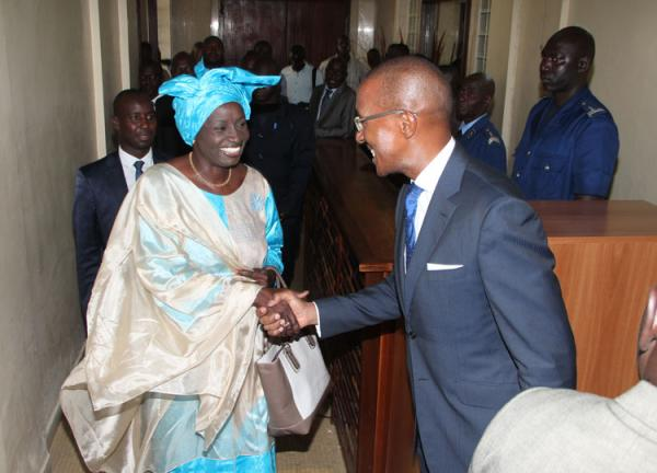 Aminata Touré sur l'ACT d'Abdoul Mbaye : «C'est son droit mais…»