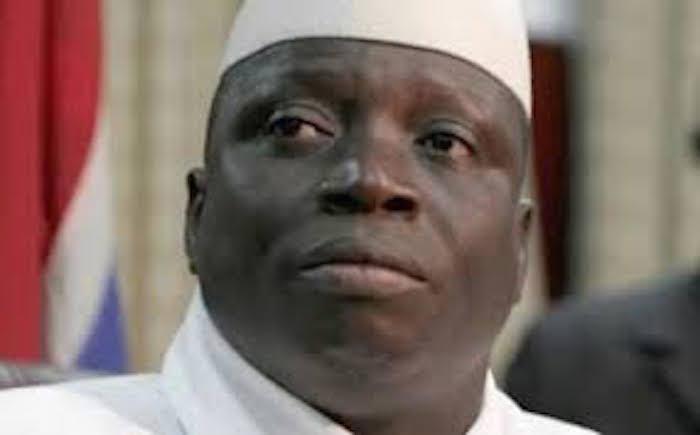 """Blocus - Yaya Jammeh prêt à venir à Dakar: """"Si l'on veut y aller et résoudre le problème..."""""""