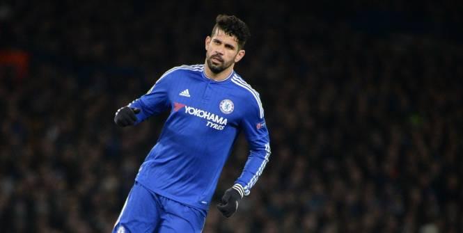 Diego Costa absent de la pré-liste de l'Espagne