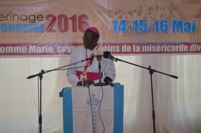 Poponguine 2016 : Mgr Ndiaye attire l'attention sur la protection des enfants et l'éducation des jeunes