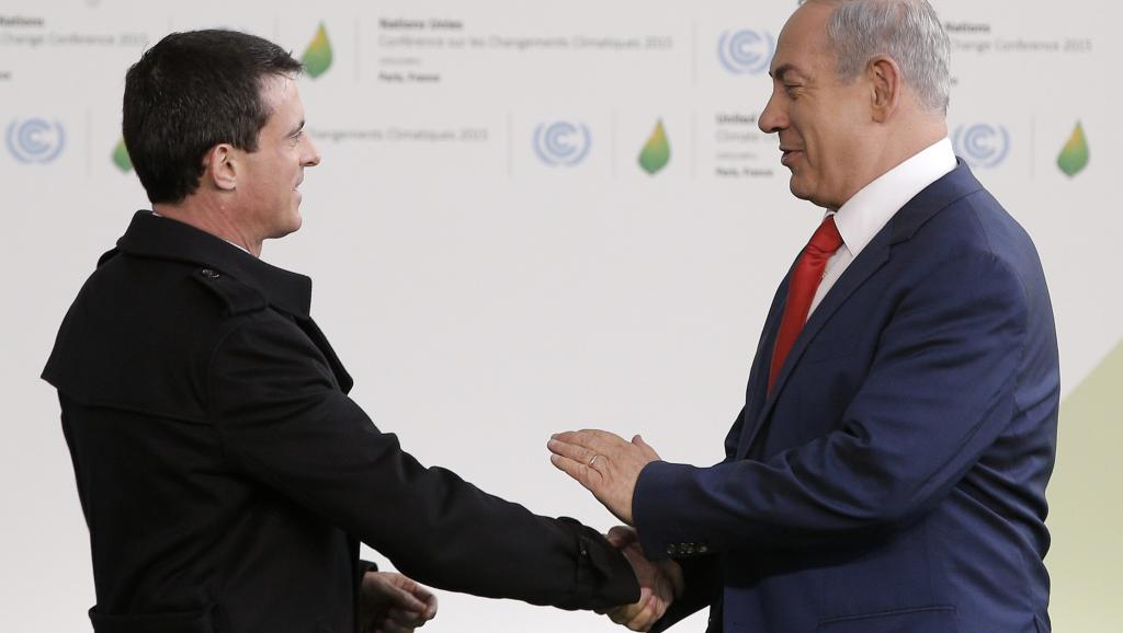 Manuel Valls médiateur de la paix en Israël et dans les Territoires palestiniens