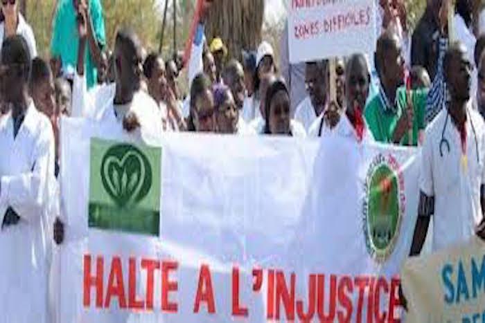 Après l'éducation, la santé perturbée : grève de 48 heures à partir d'aujourd'hui