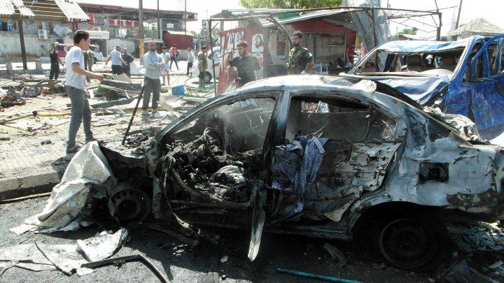 Syrie : l'EI revendique des attentats meurtriers contre deux bastions du régime