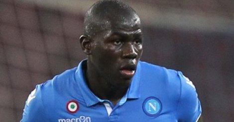 Chelsea : Kalidou Koulibaly, priorite d'Antonio Conte