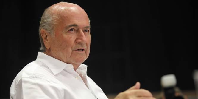 FIFA : Sepp Blatter s'étonne du limogeage de «l'homme le plus honnête» qu'il connaisse