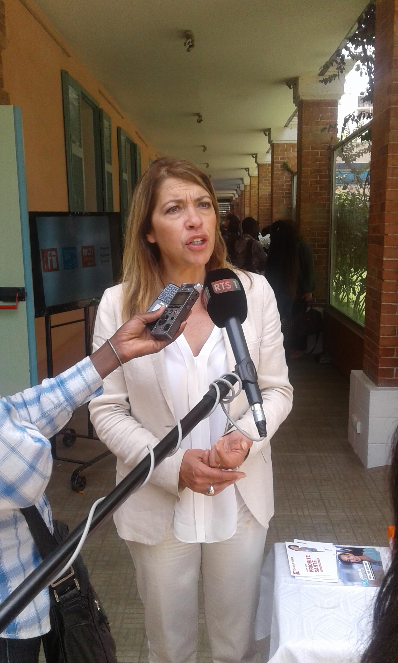 """""""Il y a au moins un reportage sur le Sénégal, quatre fois par semaine"""", Directrice France Media Monde"""