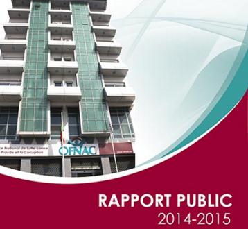 Déclaration de patrimoine: l'Ofnac a reçu 385 déclarations sur une base de données estimée à 742 assujettis