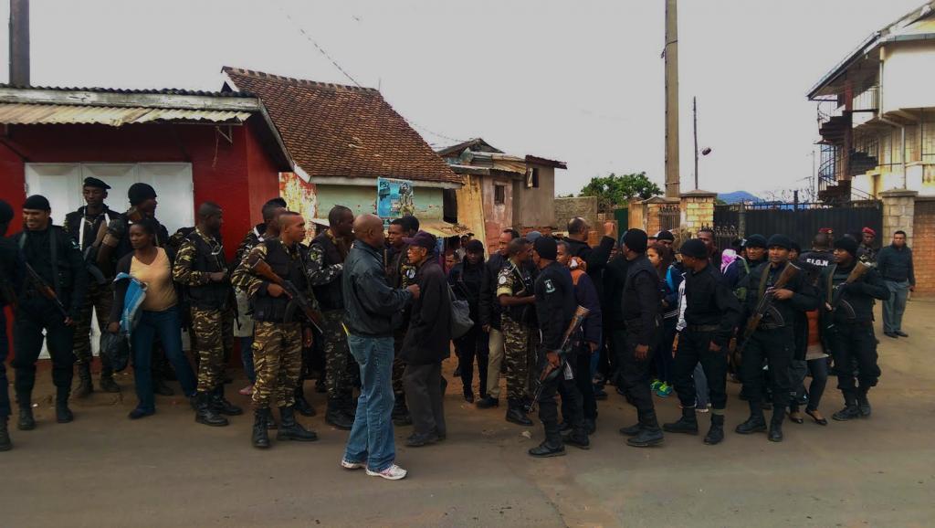 Madagascar: perquisition au domicile d'un sénateur de l'opposition