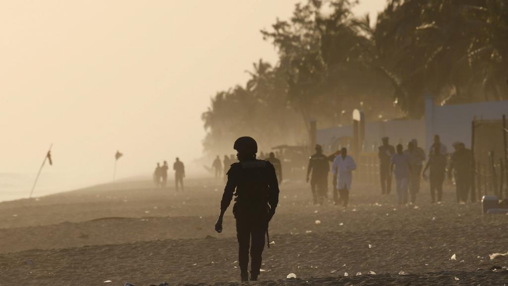 Grand-Bassam: le suspect arrêté a-t-il un lien avec les attaques de Ouagadougou?