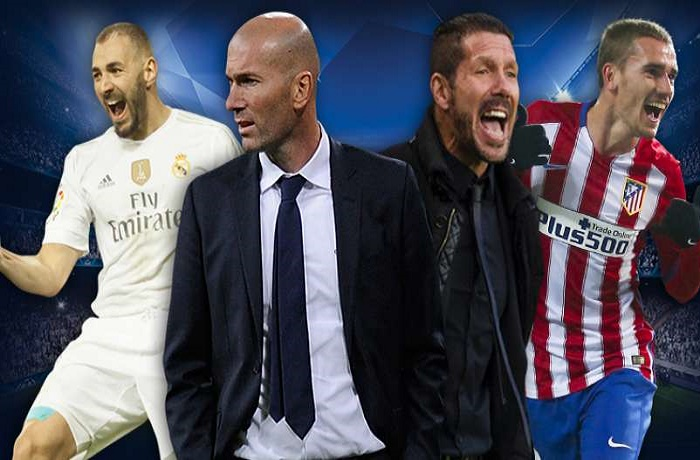 Real Madrid-Atlético Madrid : les compositions probables