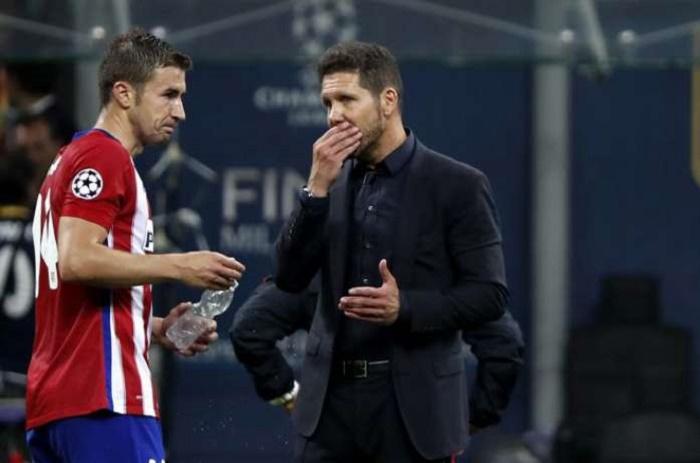 Atlético Madrid : Simeone ouvre la porte à un départ !
