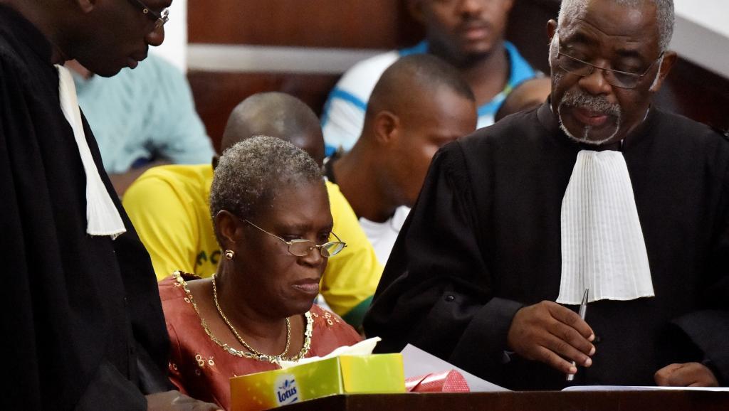 Simone Gbagbo devant la justice ivoirienne pour crime contre l'humanité