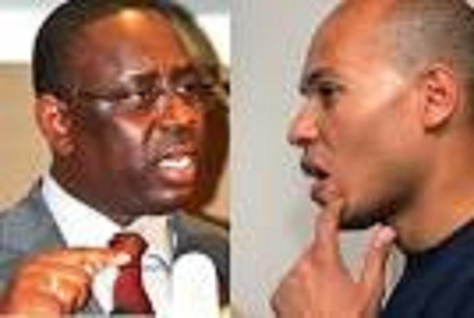 Libération de Karim Wade: Macky Sall en parle