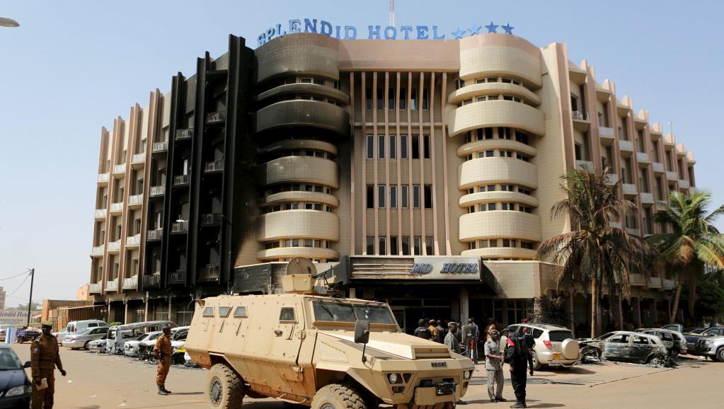 Burkina: six suspects interpellés dans l'enquête sur l'attentat de Ouagadougou