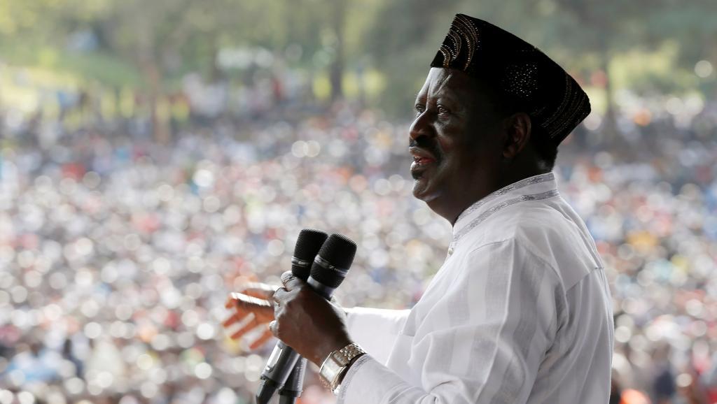 Kenya: l'opposition célèbre la fête du Madaraka Day de son côté