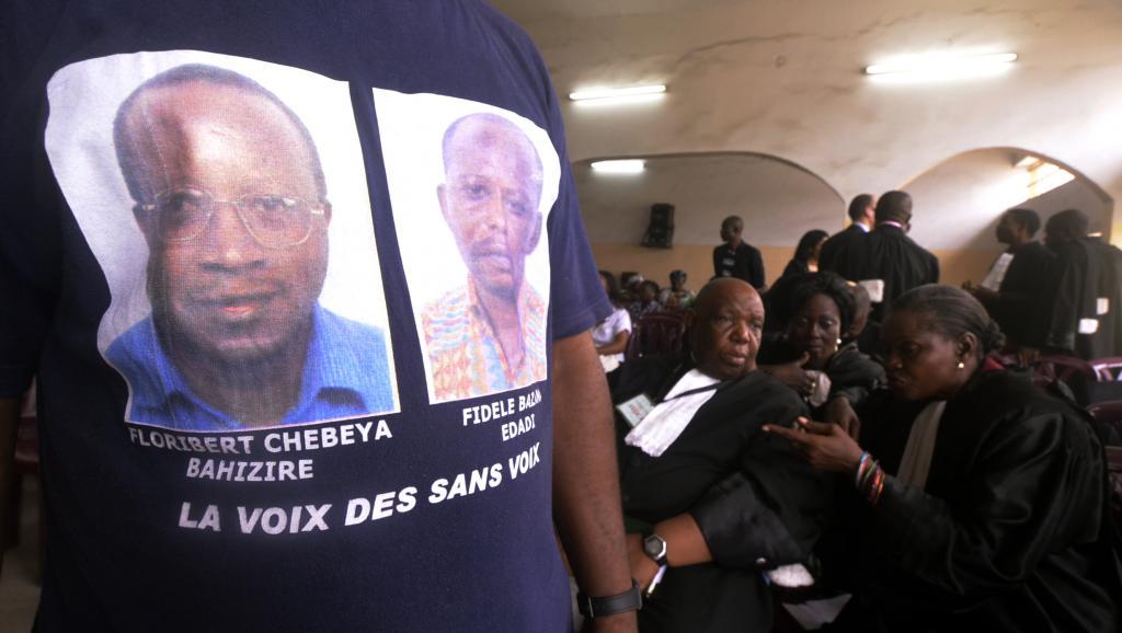 Affaire Chebeya: six ans après, les familles poursuivent le combat