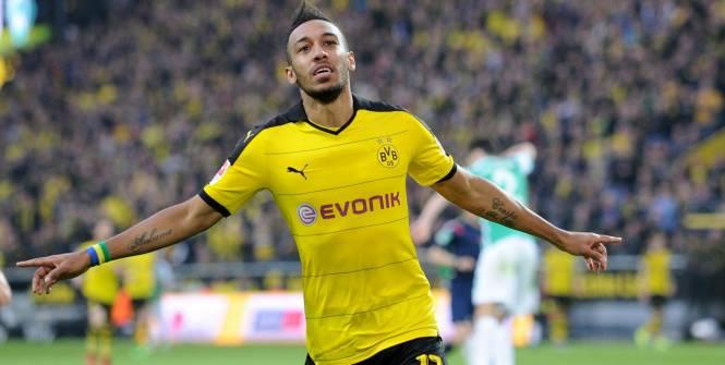 Bundesliga : Pierre-Emerick Aubameyang élu meilleur joueur de la saison