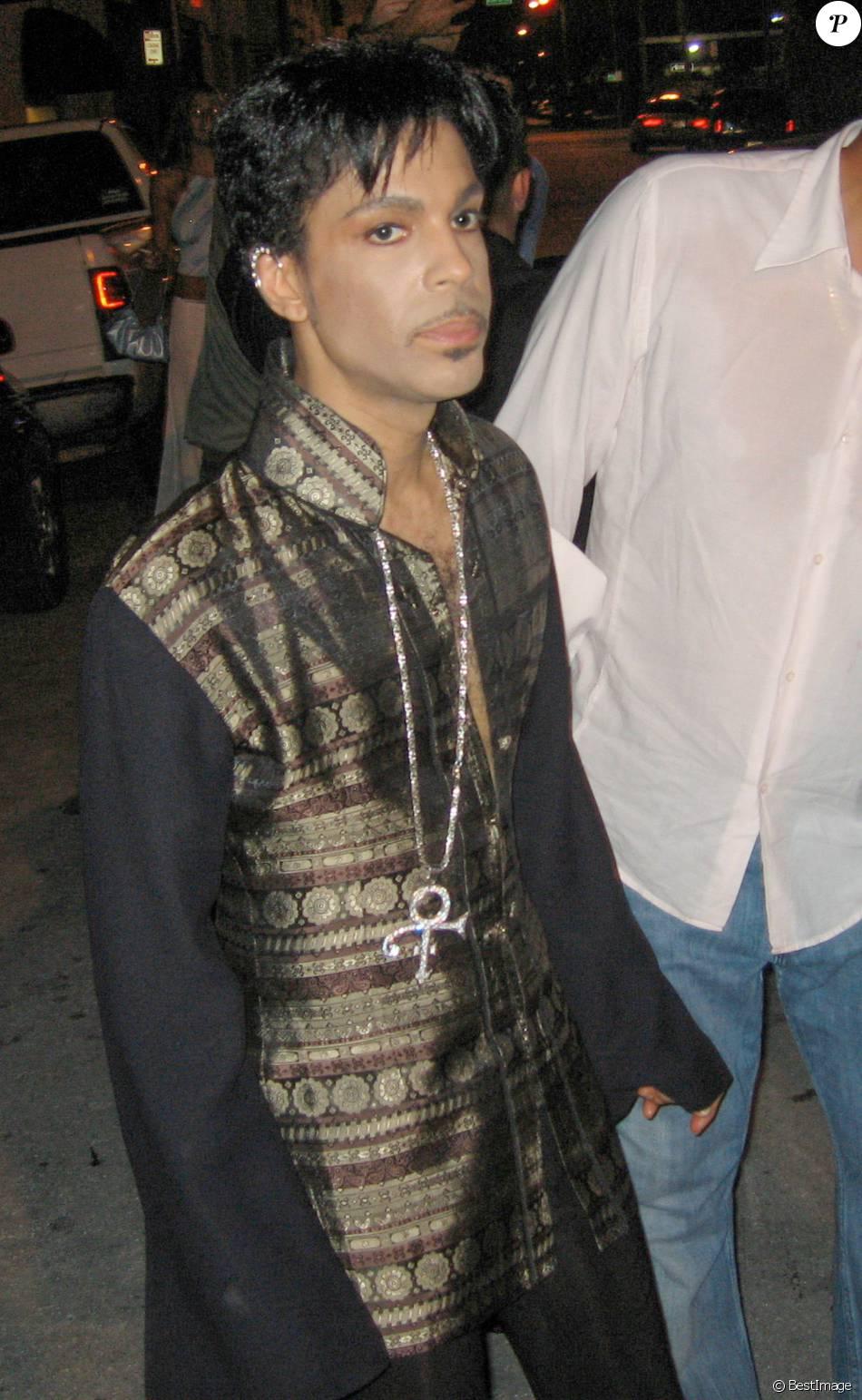 Mort de Prince : La cause de son décès révélée...