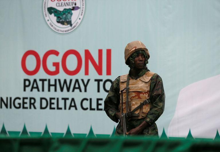 Nigeria : six morts dans l'attaque d'un navire d'une compagnie pétrolière