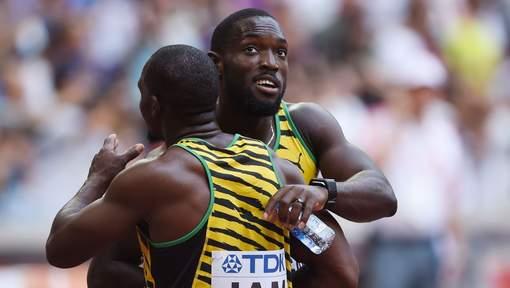 Le sprinter jamaïcain Nesta Carter contrôlé positif aux jeux de Pékin