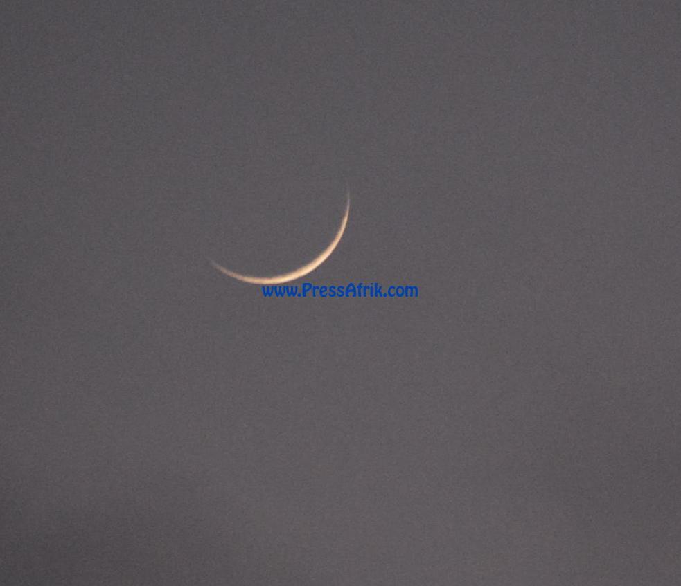 Croissant lunaire - Ramadan: L'écrasante majorité démarre le jeûne ce mardi