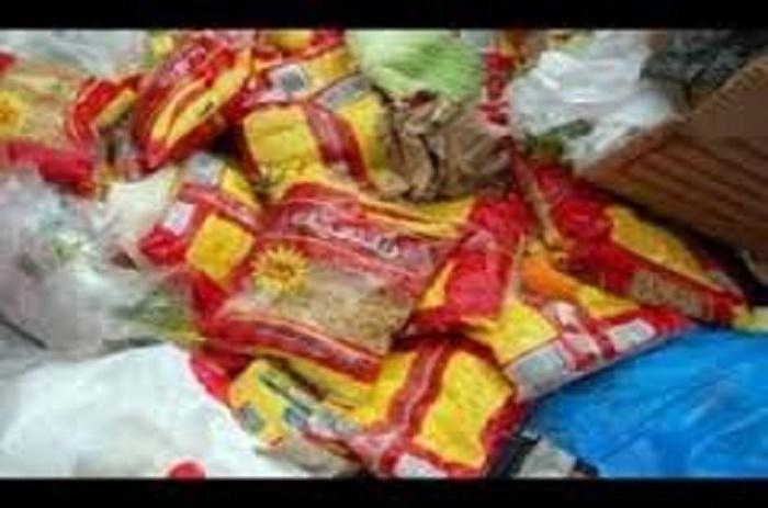 Kaolack : saisie d'une importante quantité de produits impropres à la consommation