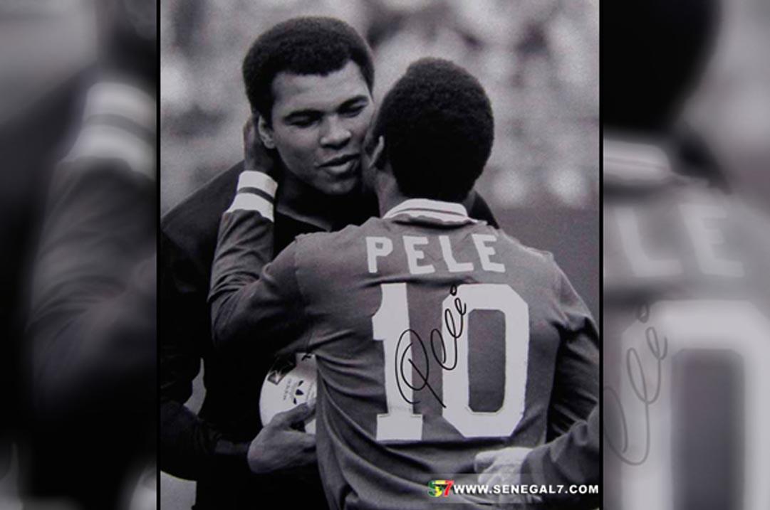 Pelé: « Ali était mon ami, mon héros, mon idole »