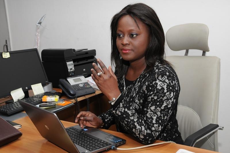 Angélique Aminata MANGA, DG de l'ANRAC (les nominations en Conseil des ministres)