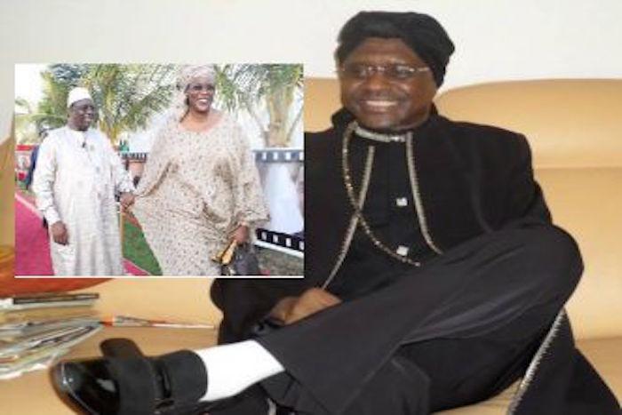 Serigne Modou Kara écrit un poème pour le Président et la Première Dame