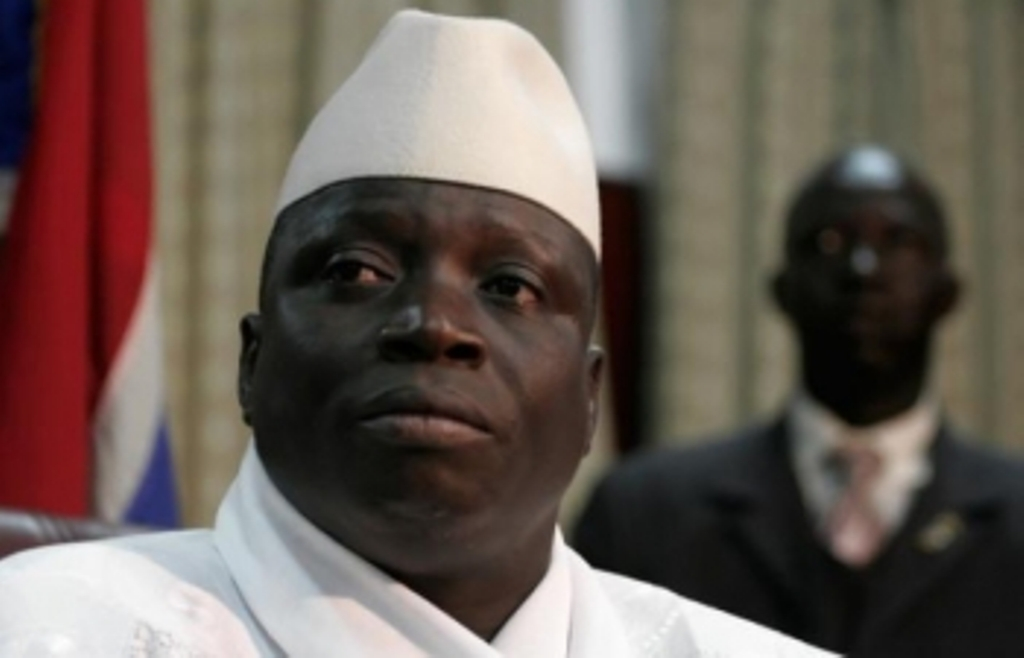 Transfèrement de Gbagbo à la CPI: Yahya Jammeh défend Bensouda et accuse Ouattara