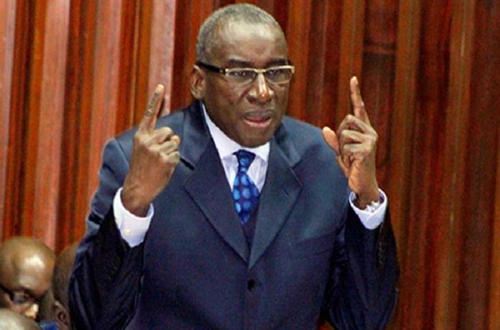 """Me Sidiki Kaba corrige les avocats d'Habré: """"Le juge Amady Diouf est un haut magistrat"""""""
