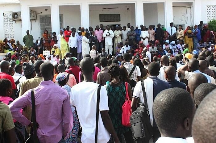 Kaolack : Les lycéens de Valdiodio boycottent le second semestre