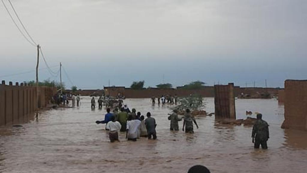 Niger: des précipitations exceptionnelles paralysent la région d'Agadez