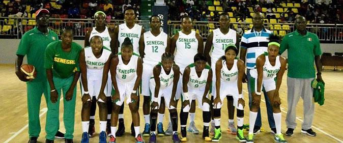 Les Lionnes du Sénégal seules représentantes du continent à Rio 2016