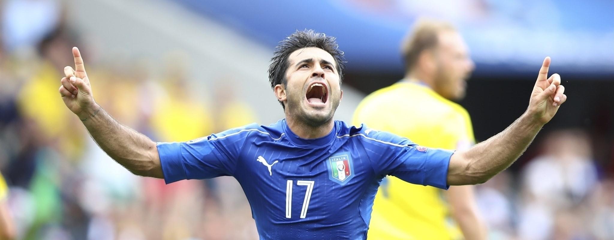 DIRECT. Euro 2016 : Eder libère l'Italie... Zlatan s'est bien raté...