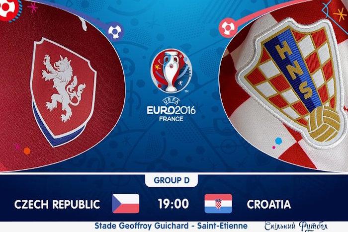 EN DIRECT. Euro 2016: République tchèque-Croatie
