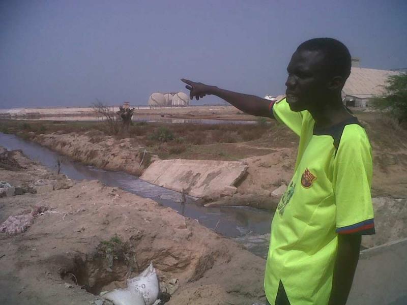 Gade et Ngoumène : Les populations veulent être délocalisées